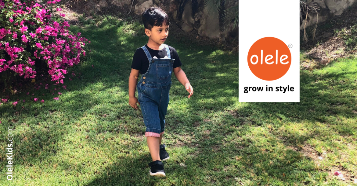 OleleKids.com : Offering fashionable kids collection with an unparalleled shopping experience for young moms of India