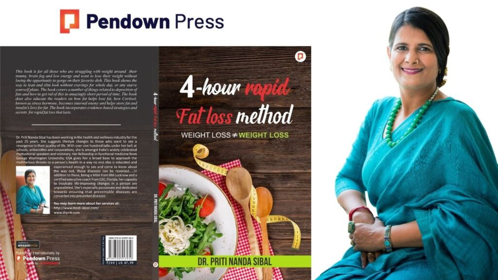 """Pendown Press launched a new health book """"4-Hour Rapid Fat Loss Method"""""""