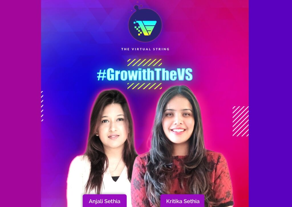 Two women entrepreneurs creating their niche: Making Businesses & Artists realise the power of digital & technology