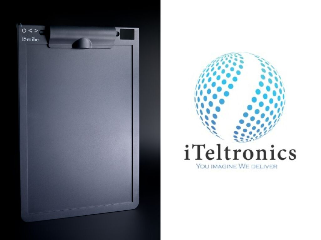 iTeltronics innovative product iScribe gets recognition at IMC Digital Technology Awards 2020