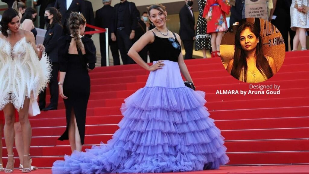 Aruna Goud's Journey from India to Cannes Film Festival