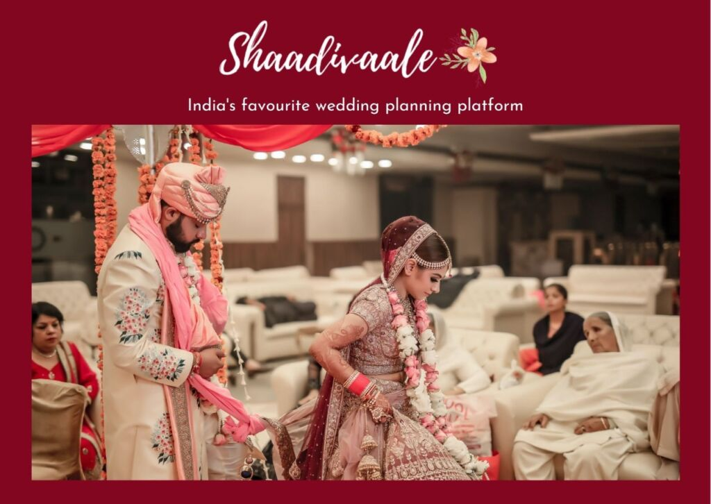 India's Favourite Online Wedding Planning Platform, Shaadivaale redefines the concept of Wedding Planning in the Digital Era