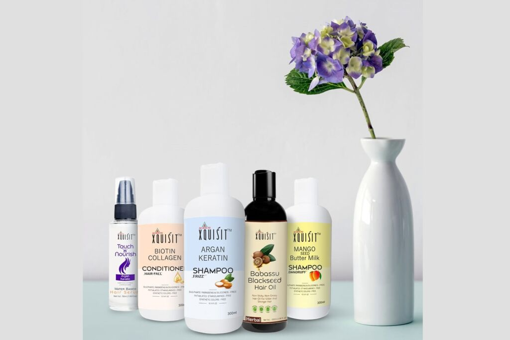 Ayursetu Launches XQUISIT, a range of herbal hair care products